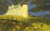 Lighthouse Dandelions